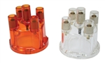 EMPI 8791 - DISTRIBUTOR CAP - 009 STYLE - RED