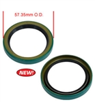 EMPI 9112 - H.D. PULLEY SAND SEAL, GREEN