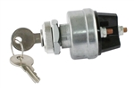 EMPI 9306 - UNIVERSAL IGNITION SWITCH WITH KEYS - 6 VOLT / 12 VOLT SYSTEMS