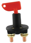 EMPI 9355 - BATTERY ISOLATOR SWITCH WITH SEAL, SET