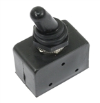 EMPI 9360 - SEALED TOGGLE SWITCH, MOLDED, ON/OFF 20 AMP