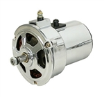 EMPI 9453-7 CHROME 75 AMP ALTERNATOR ONLY