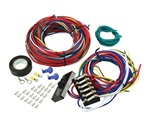 EMPI 9466 - UNIVERSAL HIRE HARNESS WITH FUSE BOX