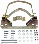 Solid Steel Transmission Strap Kit