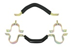 Padded Transmission Strap Kit - Includes Front & Rear Transmission Kit