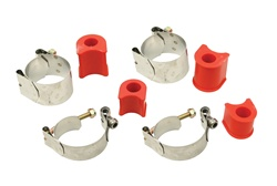 EMPI 9592 - DELUXE SWAY BAR MOUNTING KIT - FOR STOCK BAR - BALL JOINT OR LINK PIN