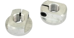 EMPI 9616 - ALUMINUM LINK PIN CLAMP NUT, PAIR