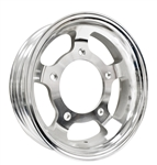"EMPI 9761 - Race-Trim Off-Road Wheels - 5x205 - 15""X4"" - ET -19 - BS 1 3/4"" - BALL SEAT"
