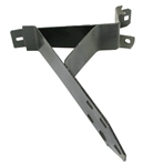 EMPI 98-1010 - BUMPER BRACKET, FRONT RIGHT, BLACK, 68-73, EACH