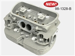 "EMPI 98-1328-B - DUAL PORT CYLINDER HEAD, 40X35.5 - 12MM 3/4"" REACH - 85.5MM, BARE"