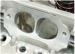 EMPI 98-1430-B - GTV-2 CNC WEDGE-PORTED CYLINDER HEAD - STAGE 1 - 40 X 35.5 - 90.5 / 92MM - PAIR - EMPI 98-1430-B