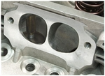 EMPI 98-1432-B - GTV-2 CNC WEDGE-PORTED CYLINDER HEAD - STAGE 2 - 42 X 37.5 - 90.5MM / 92MM - PAIR - EMPI 98-1432-B