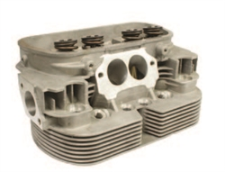 EMPI 98-1551-B - DRD GTV-2 L5 CNC PORTED 40 X 35.5 VALVES, 94MM BORE, PAIR