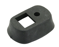 DOOR SWITCH SEALS, BLACK, PAIR