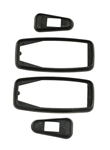 DOOR HANDLE SEALS, 68-79, SET OF 4