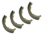 211-609-237D - FRONT BRAKE SHOES 1964-1970 - SET OF 4 - EMPI 98-6094-B