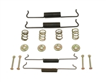 131-698-237C - FRONT BRAKE SHOE HARDWARE KIT 1965-1978 - DOES X2 SIDES - EMPI 98-6987-B