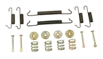 113-698-237H - FRONT BRAKE SHOE HARDWARE KIT SUPER BEETLE 1971-1979 - DOES X2 SIDES - EMPI 98-6988-B
