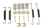 131-698-537B - REAR BRAKE SHOE HARDWARE KIT 1957-1966 - DOES X2 SIDES - EMPI 98-6989-B