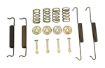 131-698-537C - REAR BRAKE SHOE HARDWARE KIT 1967 - 1979 - DOES X2 SIDES - EMPI 98-6990-B