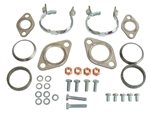 EMPI 98-8602-B - Muffler Installation Kit, Type 2, 1960-1971 - 211 298 009A