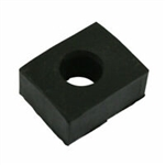 EMPI 98-8995-B - RUBBER PAD, BODY MOUNTING (10MM), LOWER, TYPE 1 53-77, EACH - 111 899 115A10