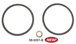 EMPI 98-9207-B - OIL STRAINER GASKET SET, TYPE 2, 17-18-2000CC (ELRING) - 021 198 031