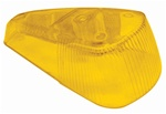TURN SIGNAL LENS - LEFT- T1 70-79 -  AMBER- EACH