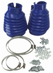 SWING AXLE BOOT KIT - PAIR - BLUE