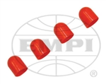 "V600857 VDO LIGHT DIFFUSER – RED, 11/32"", (4 PCS)"