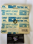 WEST COAST METRIC 111-581 SEAL DECKLID HANDLE T TYPE; ALL BUGS 1952-64